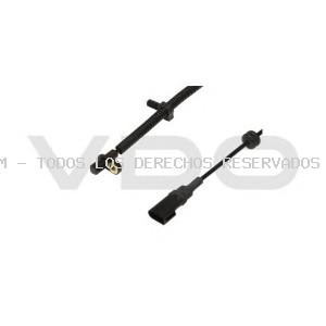 Sensor, revoluciones de la rueda VDO: A2C59513058