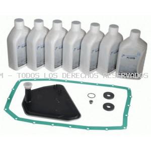 Kit piezas, cambio aceite caja automática ZF Parts: 8700253