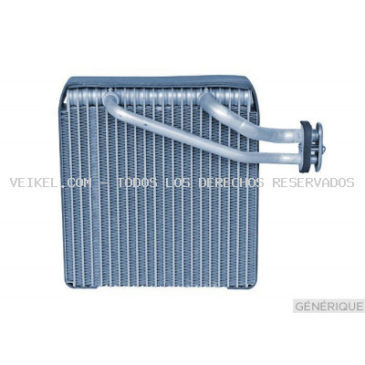 Evaporador, aire acondicionado DELPHI: TSP0525195