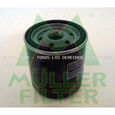 Filtro de aceite MULLER FILTER: FO458
