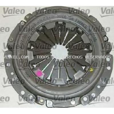 Kit de embrague VALEO: 006767