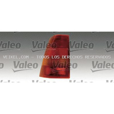 Piloto posterior VALEO: 043228