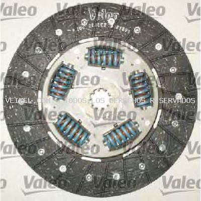 Kit de embrague VALEO: 009141