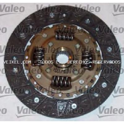 Kit de embrague VALEO: 009237
