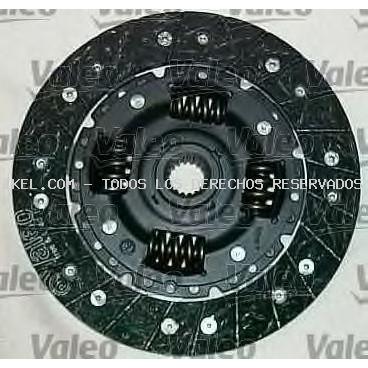 Kit de embrague VALEO: 009251