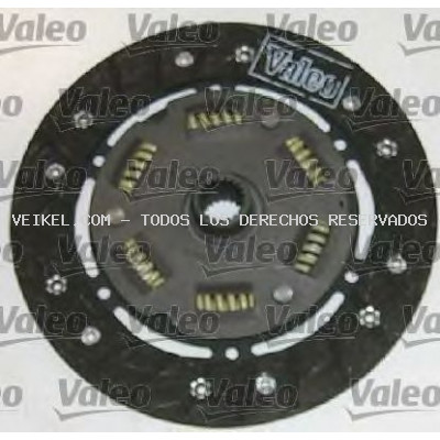 Kit de embrague VALEO: 006800