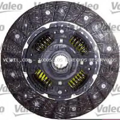 Kit de embrague VALEO: 009245