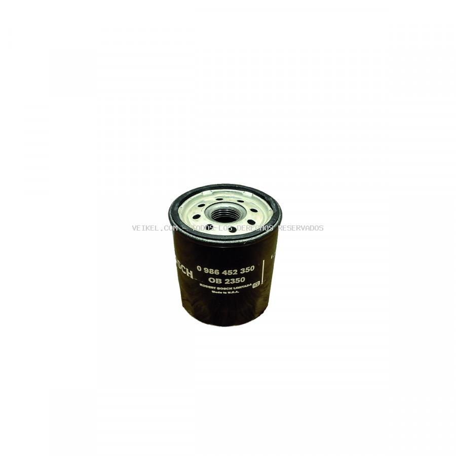 Filtro de aceite BOSCH: 0986452350