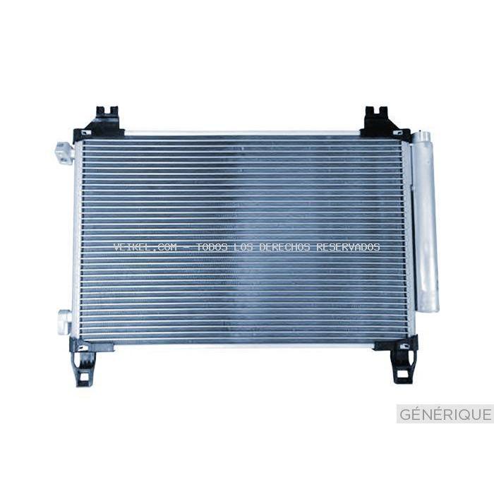 Condensador, aire acondicionado DELPHI: TSP0225673