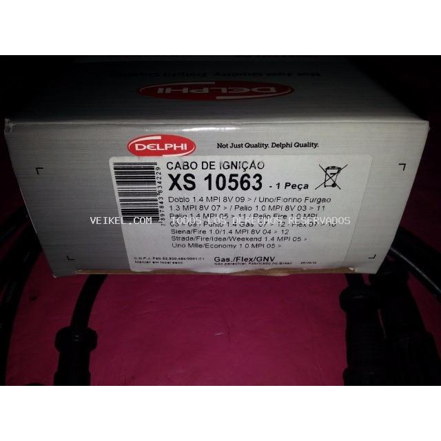 Cable de encendido DELPHI: XS10563
