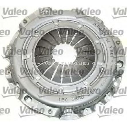 Kit de embrague VALEO: 006743