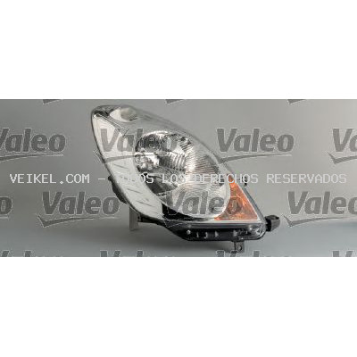 Faro principal VALEO: 043321