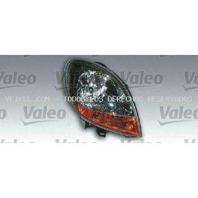 Faro principal VALEO: 043570