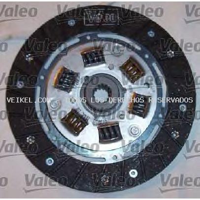 Kit de embrague VALEO: 006751