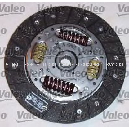 Kit de embrague VALEO: 006785