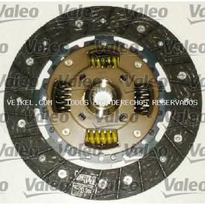 Kit de embrague VALEO: 009217