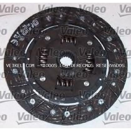 Kit de embrague VALEO: 009224