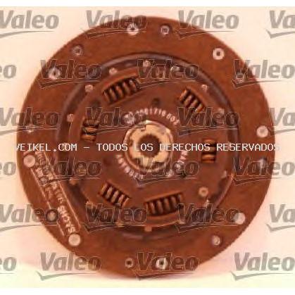 Kit de embrague VALEO: 009300