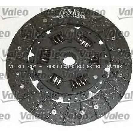 Kit de embrague VALEO: 009242