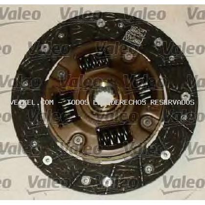 Kit de embrague VALEO: 009247