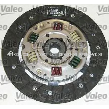 Kit de embrague VALEO: 009303