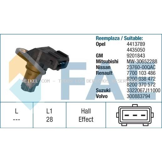 Sensor Fase : SP101
