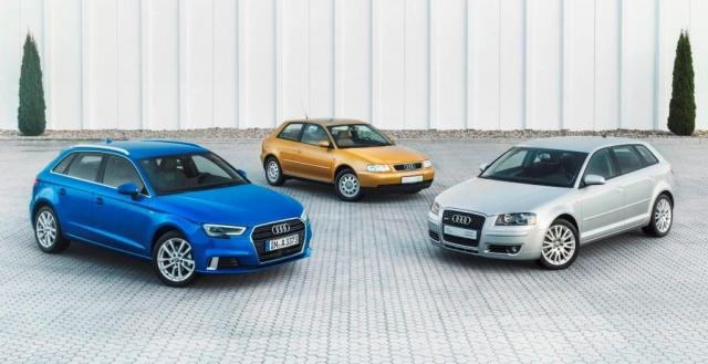 El Audi A3 festeja las dos décadas desde el lanzamiento oficial, realizado en el Salon de París. Mirá el Video